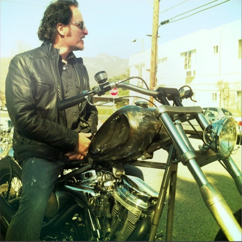 Sons Of Anarchy wallpaper probably with an internal combustion engine entitled Tig Trager