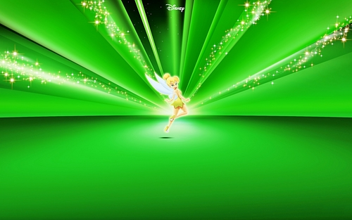 Walt disney wallpaper - tinkerbell