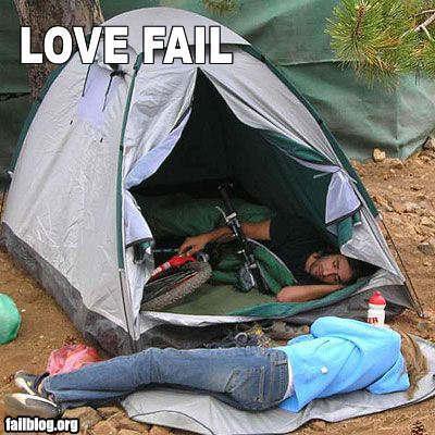 Valentine's دن Fails