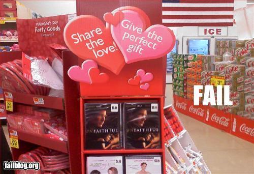 Valentine's день Fails