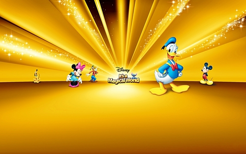 Walt disney Characters wallpaper
