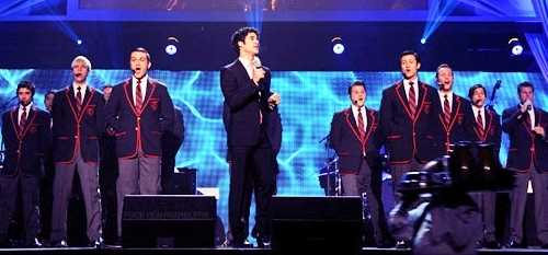 Warblers at MusiCare 2011