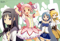 Welcome on Mahou Shoujo Madoka ☆ Magica World!