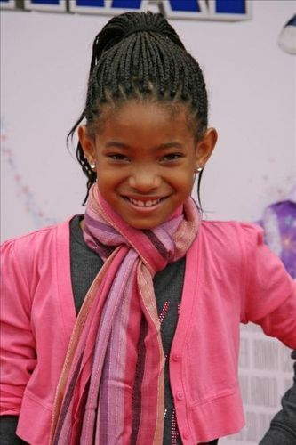 Willow Smith Hintergrund titled Willow Smith