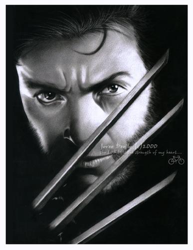 Hugh Jackman as Wolverine wallpaper called Wolverine