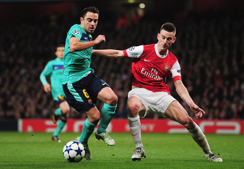 Xavi (Arsenal - Barcelona)