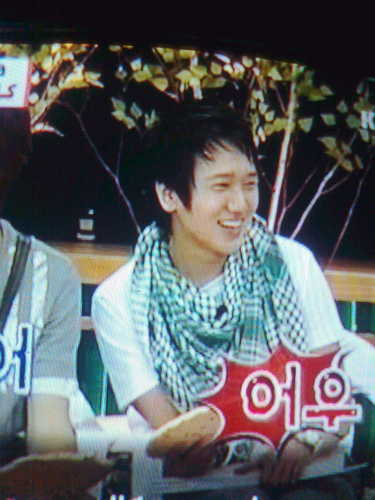 Yesung on Idol Show!