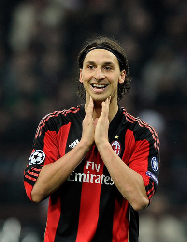 Z. Ibrahimovic (AC Milan - Tottenham) - zlatan-ibrahimovic Photo
