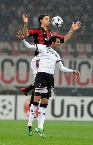 Z. Ibrahimovic (AC Milan - Tottenham)