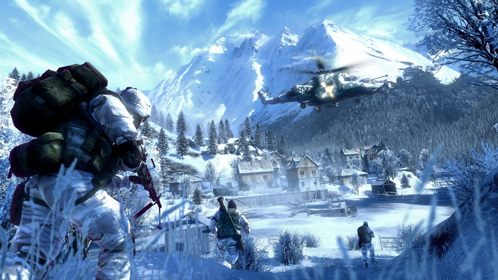 Battlefield bad company wallpaper - photo#16
