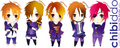 chibi ViViD - japanese-bands fan art
