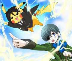 ciel and sebby fanarts