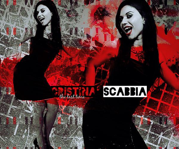 lacuna coil lead singer. cristina scabbia (lacuna coil)
