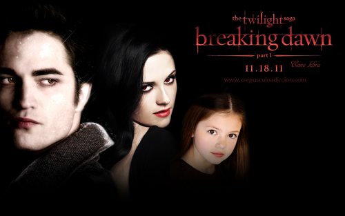 cullen family Breaking Dawn wallpaper - twilight-series Wallpaper