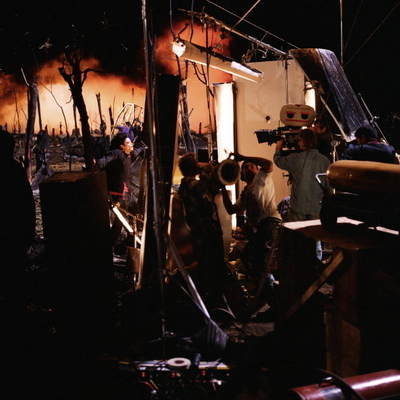 earth song making of