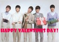 happy valentines day ^^ - shinee photo