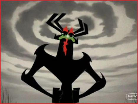 Samurai Jack wallpaper probably with anime called hmph.