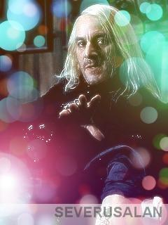 lucius  malfoy lights