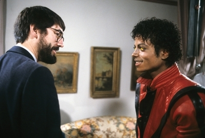 making of thriller