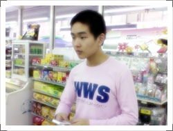 onew before debut xD