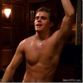 paul wesley shirtless :)
