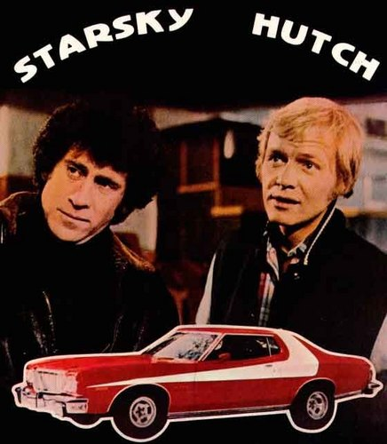 Starsky and Hutch (1975) 壁纸 containing 日本动漫 called starsky and hutch