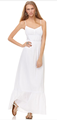 white maksi, maxi dress