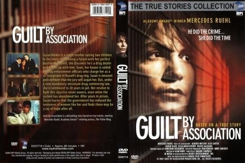 """""""Guilt Von Association"""" DVD artwork"""