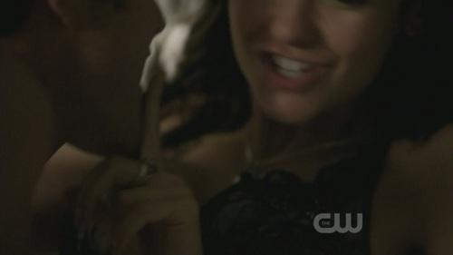 Katherine Pierce Hintergrund possibly containing a spatel, spachtel titled 2x06 - Plan B