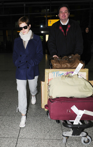 Airport Heathrow ,19 February 2011