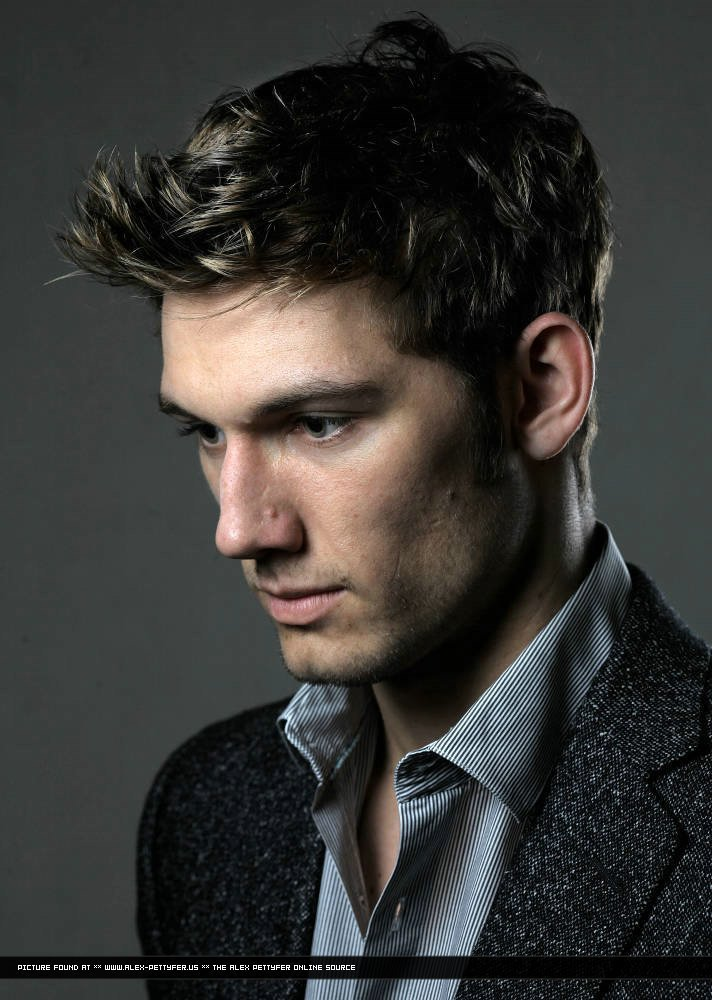 Alex Pettyfer 2011 Photoshoot at Soho Hotel