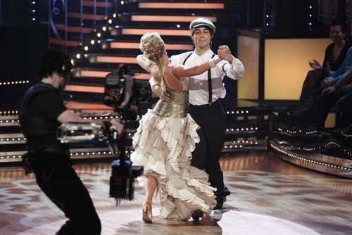 Alex dancing quickstep! <3