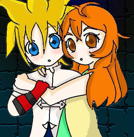AlicexMasquerade_hugging