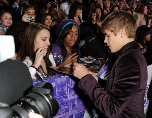 Alyssa Shouse& Justin Bieber