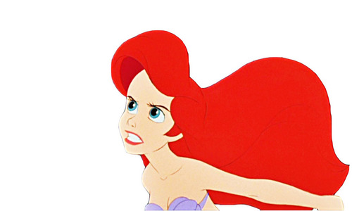 Walt Disney Cels - Princess Ariel