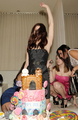 Ashley Greene Celebrates Her 24th Birthday Las Vegas Style! - twilight-series photo