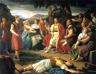Balders death