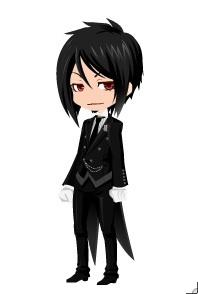 Black Butler x TinierMe Gacha