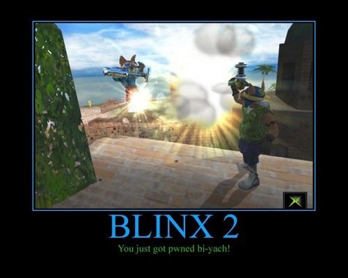 Blinx 2 Multiplayer