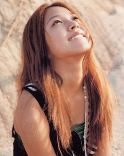 BoA Photoshoot for Naturelle (by Hidekazu Maiyama)