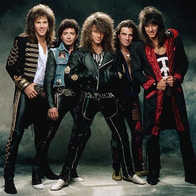 Bon Jovi - the-80s Photo