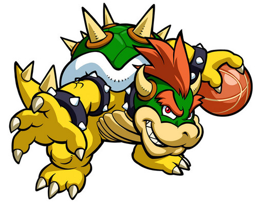 Bowser basketbol