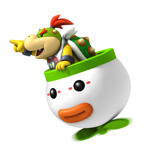 Bowser Jr. After Em'!