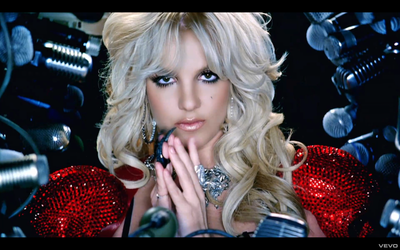 Britney - HOLD IT AGAINST ME