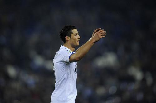 C.Ronaldo in Real Madrid
