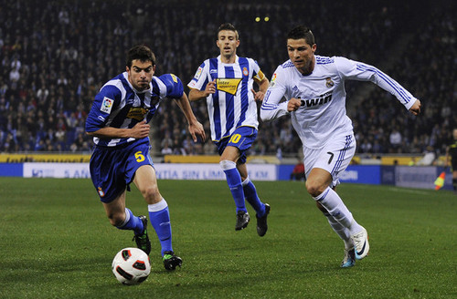 C.Ronaldo in Real Madrid