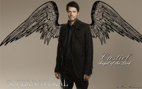 Castiel - ángel of the Lord