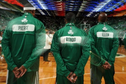 Boston Celtics Hintergrund called Celtics