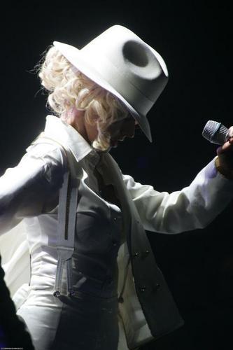 Christina - MJ style
