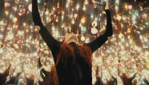 Florence + The Machine wallpaper titled Cosmic Love [Music Video]